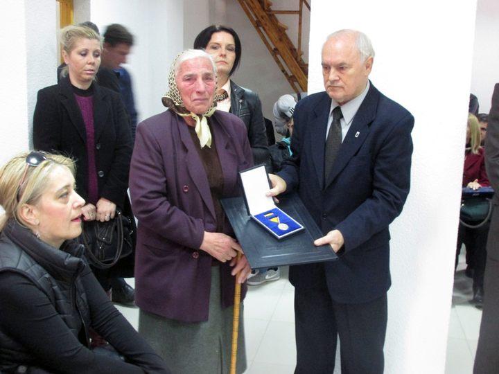 Uručene medalje za 46 poginulih boraca
