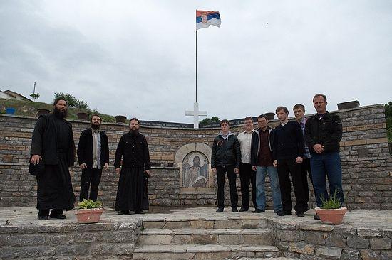 U Velikoj Hoči na Kosovu i Metohiji