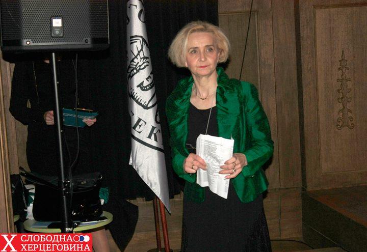 Svi gosti na svojim mjestima: Vesna Koprivica tehnički sekretar Predstavništva RS u Beogradu
