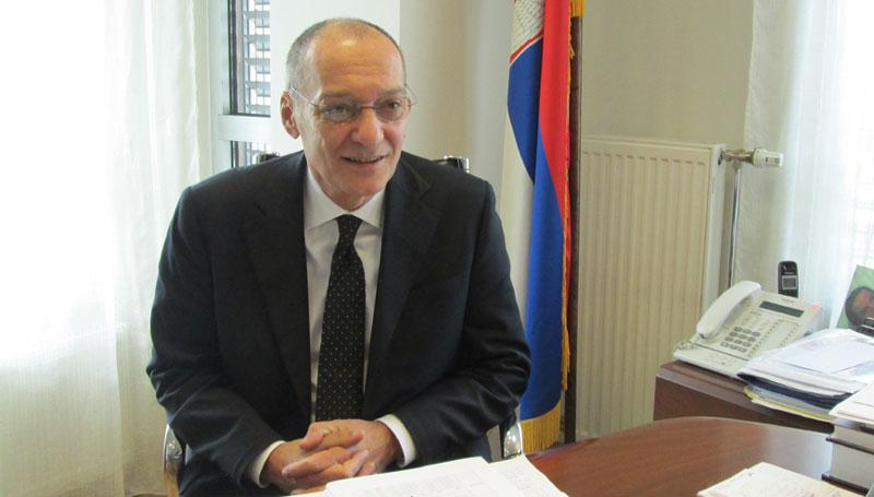Generalni konzul Srbije u Banjaluci Vladimir Nikolić