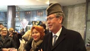 Ambasador Ruske Federacije u Srbiji Aleksandar Čepurin