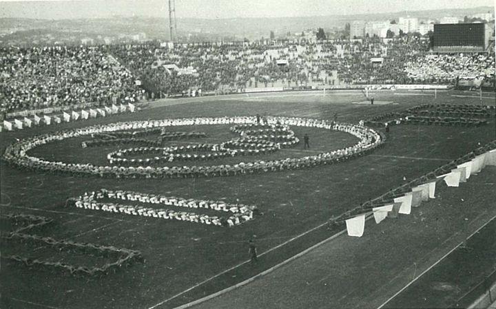 25.maj 1962. Stadion JNA