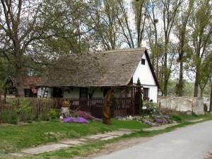 Stara slavonska kuća