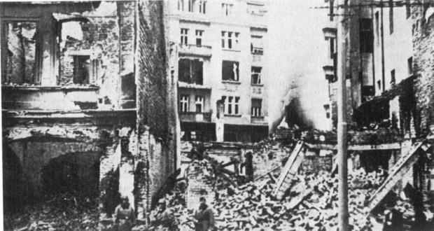 Bombardovanje - Beograd 1941