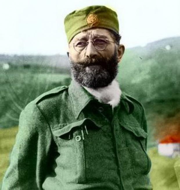 General Dragoljub Draža Mihailović