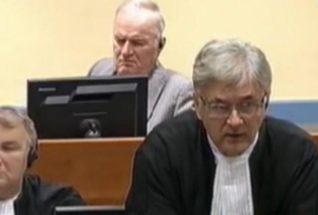 Na suđenju Ratku Mladiću se otkriva istina o Srebrenici (Foto: Jutjub)