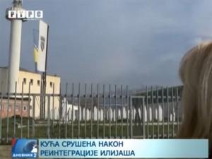 Ilijaš: Nakon potpisivanja Dejtona, srušili im kuću i napravili groblje Foto: RTRS