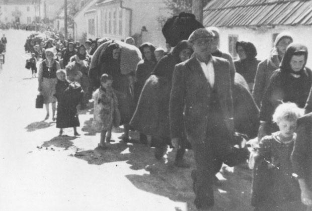Izbeglice iz Hrvatske spas su našle u Nedićevoj Srbiji