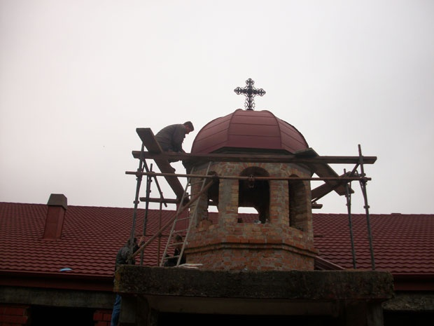 U selu Komogovina obnavlja se velika pravoslavna svetinja