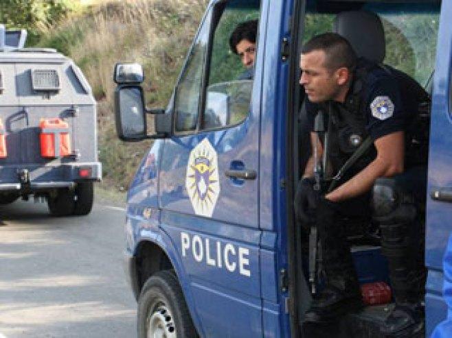 Kosovo: Policija    Foto: B92