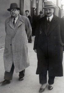 Kosta Hadži i Jovan Ćulum, saradnici vladike