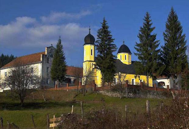 Manastir Gomije