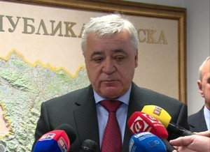 Предсједник Борачке организације Миломир Савчић
