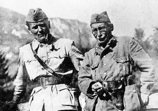 Josip Broz Tito i Moša Pijade