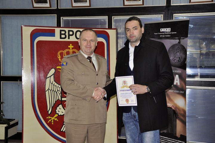 Nedeljko Kopuz i Denis Bojić
