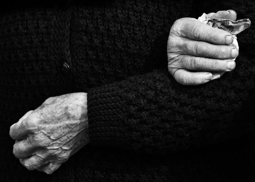 Руке; ФОТО: Јован Његовић Дрндак