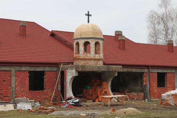 Obnova manastira Komogovina