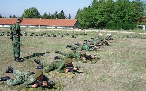 Obuka Vojske Srbije