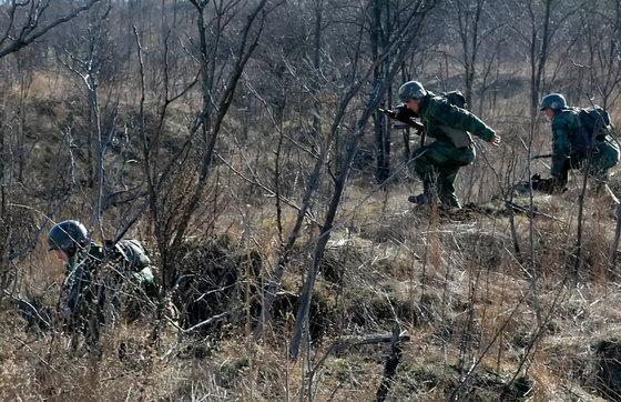 Vježba vojske Srbije