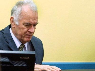 Ratko Mladić Foto: arhiv