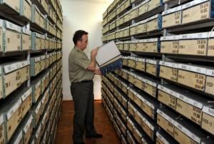 "Ministarstvo odbrane ""češlja"" vojne arhive"