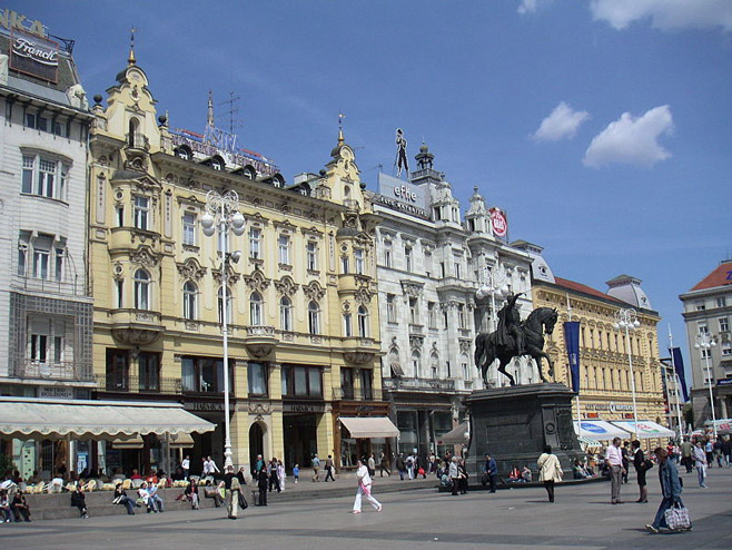 Zagreb    Foto: Wikipedia