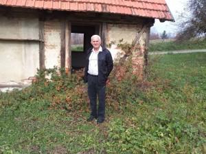 Nikola Kobac, autor knjige.