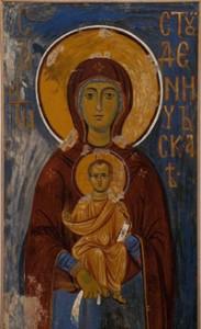 Ikona Bogorodice Studeničke