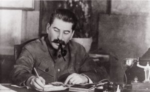 Josif Visarionovič Staljin