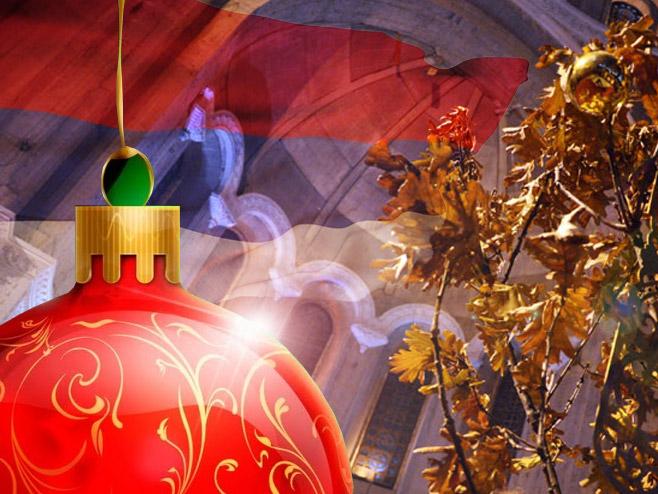 Pravoslavna Nova godina (ilustracija: RTRS)
