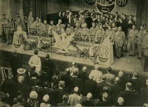Proglašenje Petoletke 1936