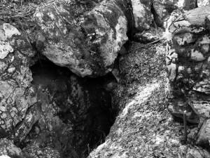 Šaranova jama na Velebitu