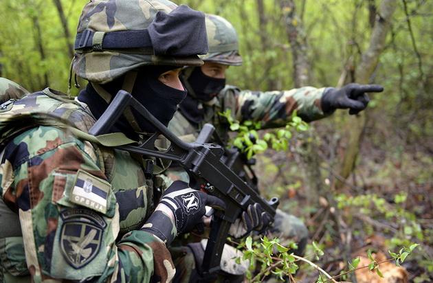 """Protivteroristički bataljon """"Sokolovi"""""""