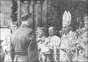 Stepinac i Pavelić (Foto: Vikipedija)