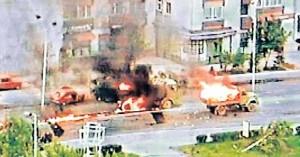 Autor knjige tvrdi da je snimak napada u Tuzli skraćen posle prvog emitovanja (Foto: Jutjub/TV FS-3)