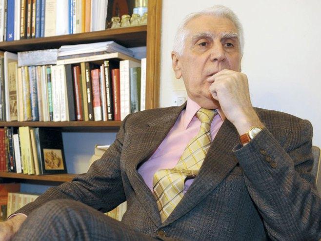 Akademik Vasilije KrestićFoto: RTRS