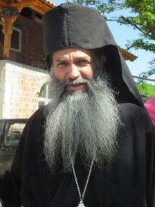 Arhimandrit Luka /Babić/, iguman manastira Karno kod Srebrenice.