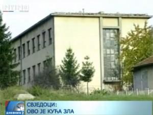 """Bivša kasarna """"Viktor Bubanj"""" Foto: RTRS"""