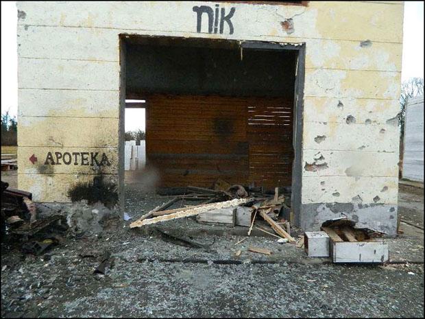 Nikinci - rekonstrukcija