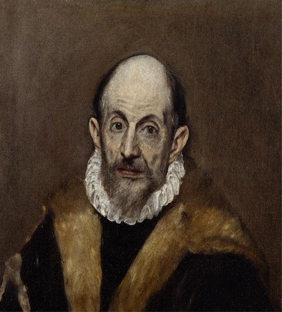 Autoportret El Greka