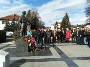 """Krsna slava i dan jedinice """"Beli vukovi"""" Foto: SRNA"""