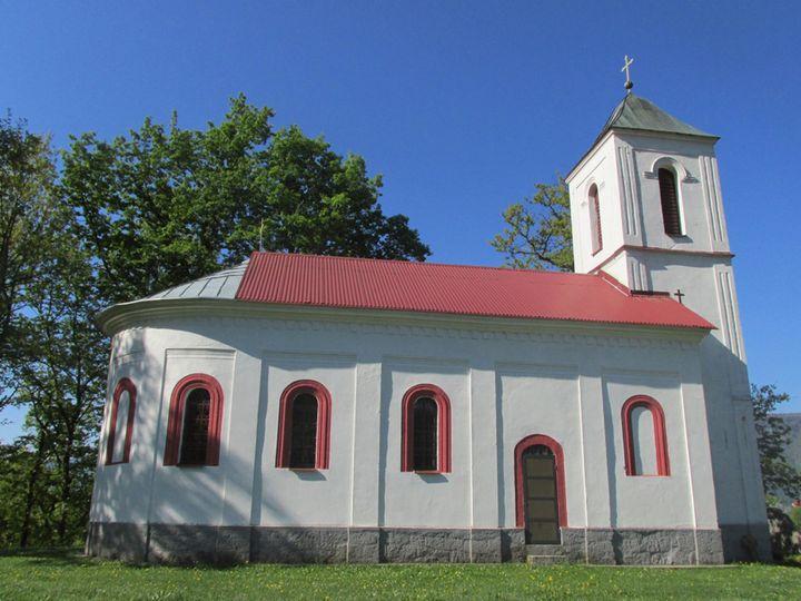 Manastir Karno kod Srebrenice.