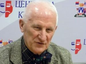 Akademik Matija Bećković