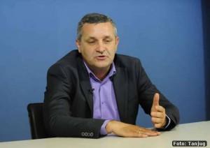 Predsjednik Saveza Srba iz regiona Miodrag Linta