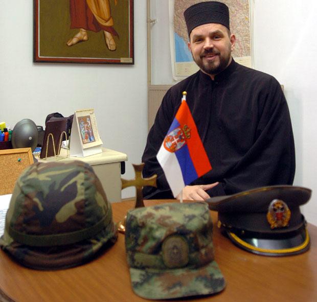Otac Selimir Vagić, Foto: N. Skenderija
