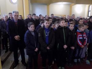 Помен страдалим Србима у ПоткозарјуФото: СРНА