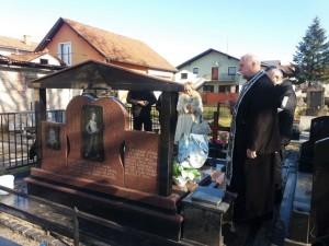 Obilježeno 10 godina od smrti Slađane Kobas Foto: SRNA