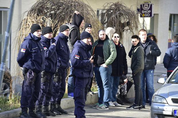 Protest - Beograd