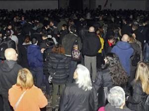 Protesti u Zagrebu (Foto: Srdjan Vrančić/EPH)