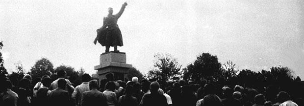 Spomenik na Suvoboru